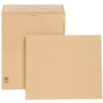 New Guardian Envelopes Heavyweight Pocket Peel and Seal Manilla 330x279mm [Pack 125]