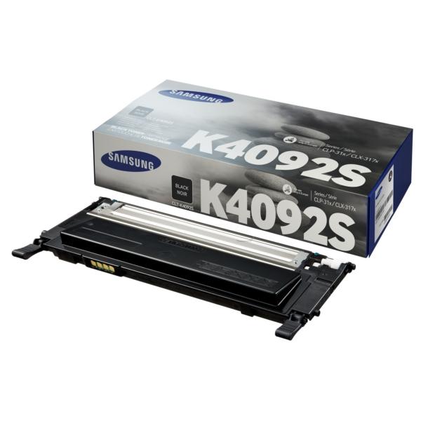 Samsung CLT-K4092S/ELS (K4092S) Toner black, 1.5K pages @ 5% coverage