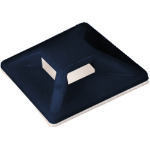 Cablenet SBASE20B cable tie mount Black Plastic 100 pc(s)