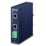 Planet IPOE-173S network splitter Blue Power over Ethernet (PoE)