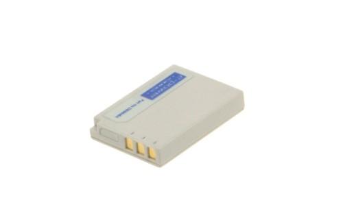 2-Power Digital Camera Battery 3.7v 565mAh