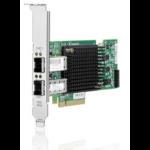 Hewlett Packard Enterprise NC552SFP Internal Ethernet 20000Mbit/s networking card