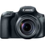 "Canon PowerShot SX60 HS Bridge camera 16.1MP 1/2.3"" CMOS 4608 x 3456pixels Black"