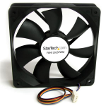 StarTech.com 120x25mm Ventilator Computerbehuizing met PWM Pulse Width Modulation