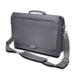 "Kensington LM340 14.4'' notebook case 36.6 cm (14.4"") Messenger case Grey"