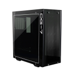 EVGA DG-75 computer case Midi-Tower Black