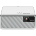 Epson Home Cinema EF-100W data projector 3LCD Desktop projector White