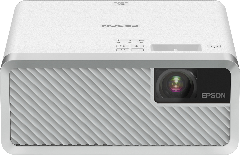 Epson Home Cinema EF-100W data projector 3LCD Desktop projector White
