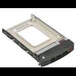 """Supermicro MCP-220-00117-0B drive bay panel 2.5"""" Storage drive tray Black,Bordeaux,Metallic,White"""