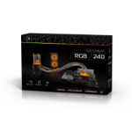 EK Water Blocks EK-KIT RGB 240 computer liquid cooling Chipset