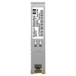 Hewlett Packard Enterprise X120 1G SFP RJ-45 T network transceiver module Copper 1000 Mbit/s