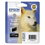 Epson C13T09694010 (T0969) Ink cartridge bright bright black, 6.07K pages, 11ml