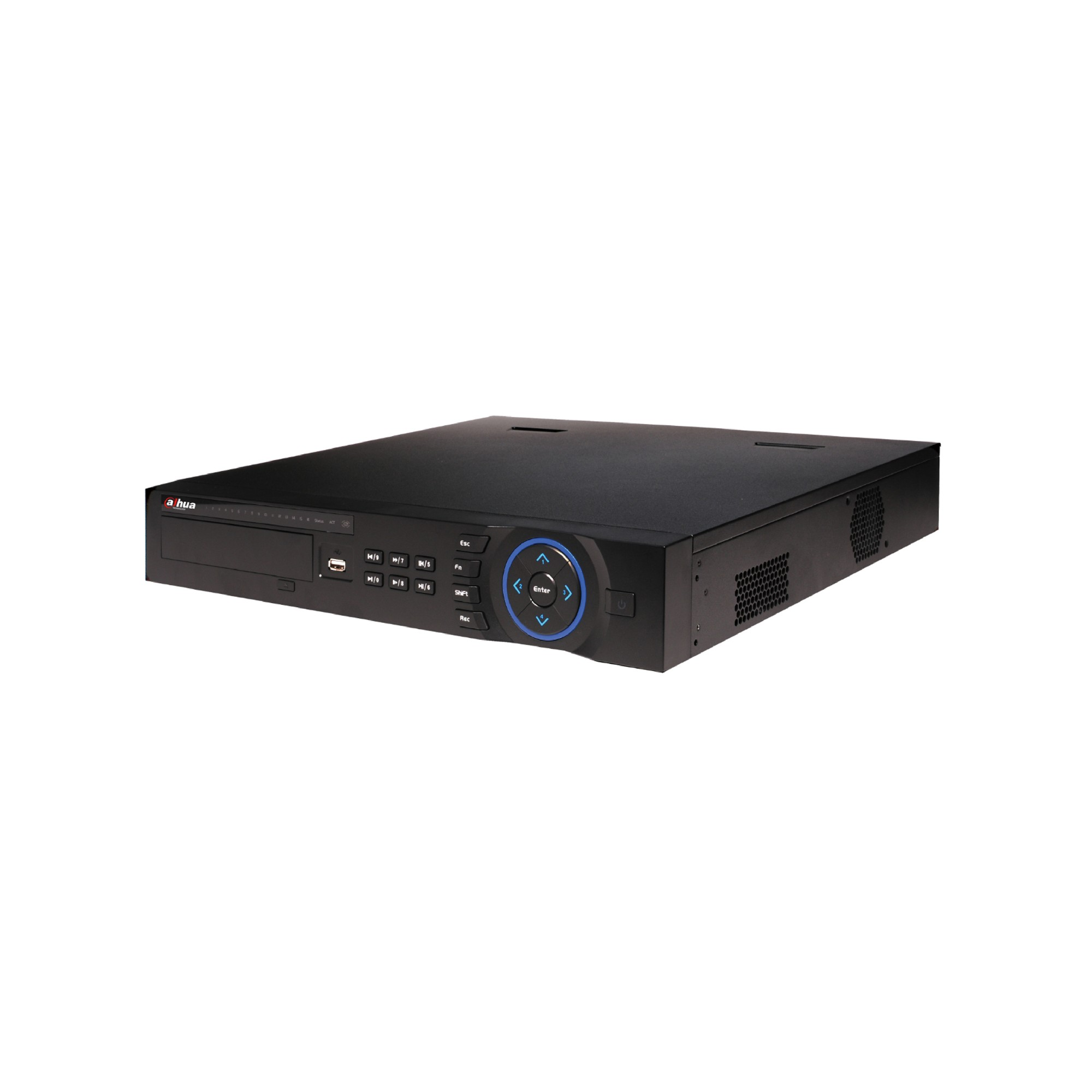 Dahua Europe Lite NVR4416-16P 1.5U Black network video recorder