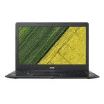 "Acer Swift SF114-31-P4J3 1.6GHz N3710 14"" 1366 x 768pixels Black Notebook"