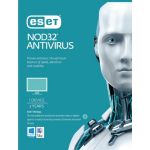 Eset NOD32 Antivirus 1 Device 2 Years Retail Download Card