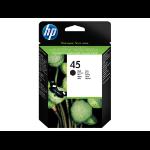 HP 45 1 stuk(s) Origineel Zwart