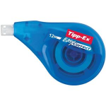 BIC Tipp ex easy Correct 12m Blue 1pc(s) correction tape