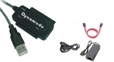 Dynamode USB - IDE/SATA Storage Converter Kit interface cards/adapter
