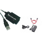 Dynamode USB - IDE/SATA Storage Converter Kit interface cards/adapter