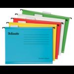 Esselte Pendaflex hanging folder A4 Cardboard Multicolour 10 pc(s)