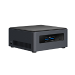 Intel NUC NUC7i5DNHE 2.6GHz i5-7300U Black