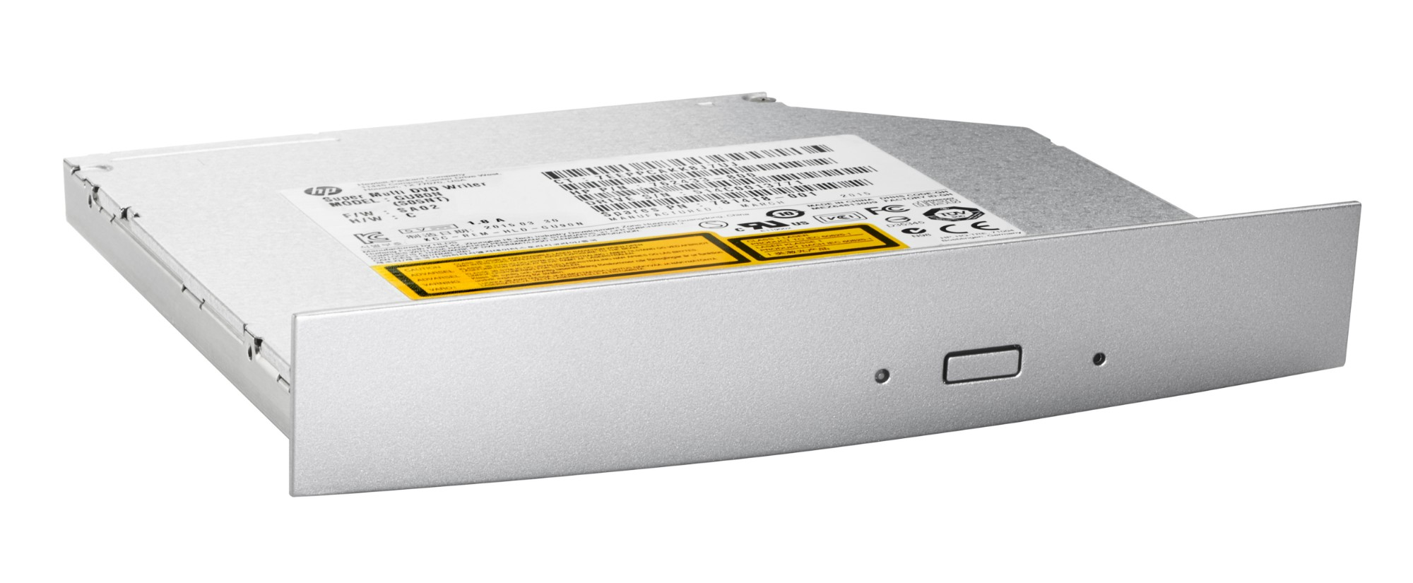 HP 9.5mm AIO 705/800 G2 Slim DVD Writer (N3S10AA)