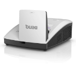 Benq MH856UST+ data projector 3500 ANSI lumens DLP 1080p (1920x1080) 3D Desktop projector Black,White