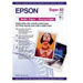 Epson Matte Paper Heavy Weight, DIN A3+, 167g/m², 50 Sheets