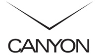 Canyon CNE-CEP1B mobile headset Binaural In-ear Black Wired