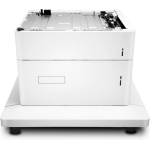 HP Color LaserJet 1x550/2000-sheet HCI Feeder and Stand P1B12A