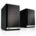 Audioengine HD6 50 W Black, Brown Wired