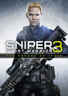 Nexway Sniper Ghost Warrior 3 - The Escape of Lydia Video game downloadable content (DLC) PC Sniper: Ghost Warrior 3 Español