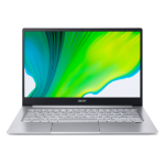 "Acer Swift 3 SF314-42-R45M Notebook 35.6 cm (14"") 1920 x 1080 pixels AMD Ryzen 7 8 GB LPDDR4-SDRAM 512 GB SSD Wi-Fi 6 (802.11ax) Windows 10 Home Silver"