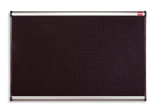 Nobo Black Foam Notice Board 1800x1200mm