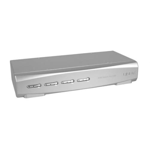 Lindy 39339 KVM switch Silver