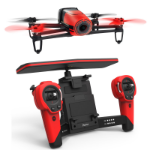 Parrot Bebop + Skycontroller Black,Red 14 MP 1200 mAh