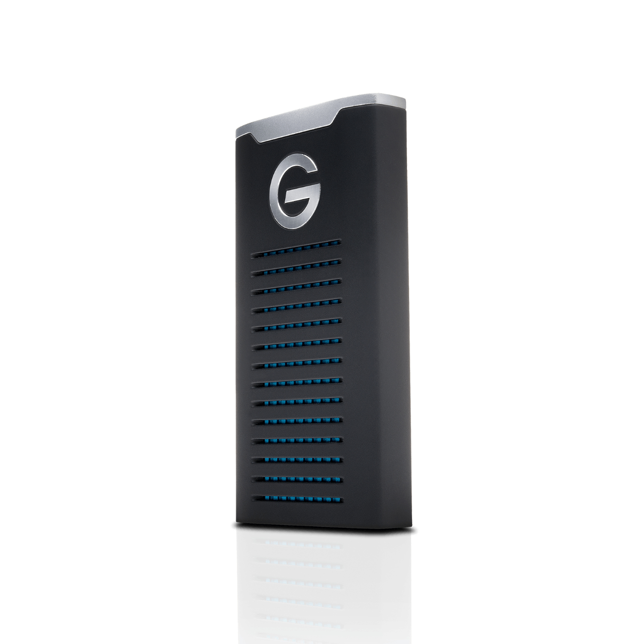 G-Technology G-DRIVE Mobile SSD 2000 GB Negro