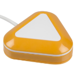 AbleNet 10000005NOB other input device 3.5 mm Orange, White