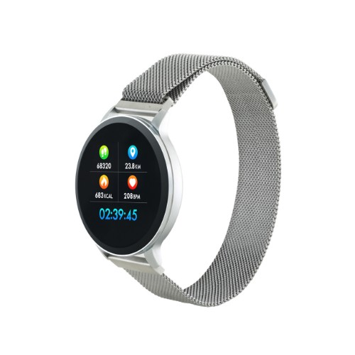 Canyon CNS-SW71SS smartwatch Silver 3.1 cm (1.22