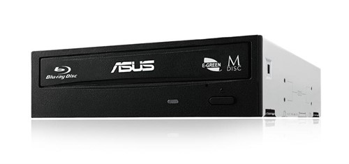 ASUS BW-16D1HT Internal DVD Super Multi Black optical disc drive