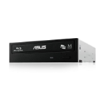 ASUS BW-16D1HT optical disc drive Internal Black DVD Super Multi