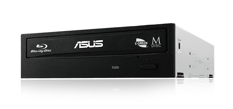 ASUS BW-16D1HT Internal DVD Super Multi Black optical disc drive
