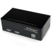 StarTech.com 2 Port Professional USB KVM Switch Kit with Cables