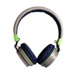 Ginga GI16ADJ02BT Diadema Biauricular Bluetooth Gris auricular para móvil