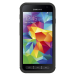 "Mobilis 013004 mobile phone case 12.7 cm (5"") Cover Black"