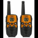 DeTeWe Outdoor 4000 8channels 446MHz Black,Orange two-way radio