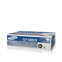 Samsung CLP-500D7K/ELS Toner black, 7K pages @ 5% coverage