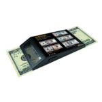 Royal Sovereign RCD-UVP2 Counterfeit Bill Detector & Supply