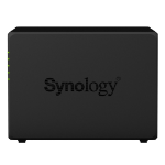 Synology DS418 NAS Mini Tower Ethernet LAN Black