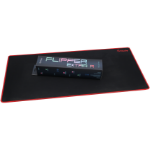 Ducky Flipper Extra R Gaming mouse pad Black